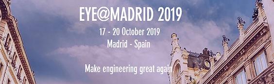 EYE MADRID 2019