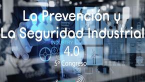 """O V CONGRESO INTERNACIONAL """"PREVENCIÓN E SEGURIDADE INDUSTRIAL 4.0"""", CELEBRARÁSE O DÍA 21 DE OUTUBRO"""