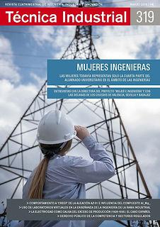 Revista Técnica Industrial 319 - Mujeres Ingenieras