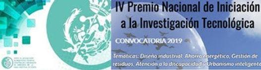 Premio Nacional de Iniciación a la Investigación Tecnológica