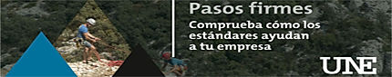PASOS FIRMES - UNE