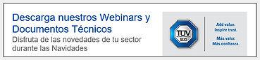TUV SUD - Webinars y Documentos Técnicos