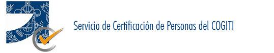 Servicio de Certificación de Personas COGITI