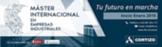 Máster Internacional en Empresas Industriales