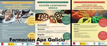 Formación Ape Galicia