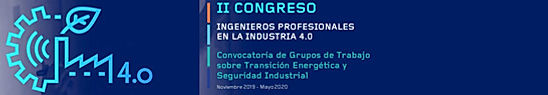 II Congreso Ingenieros Profesionales Industria 4.0