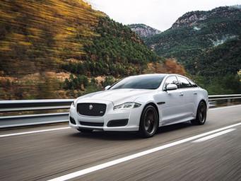 Jaguars nye luksussedan XJ
