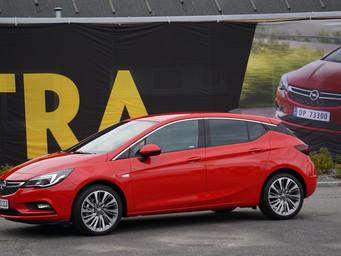 Opel Astra - priset