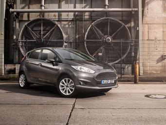 Ford oppgraderer Fiesta