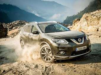 Nissan X-Trail - nå med bensinmotor