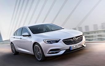 Opel Insignia priset