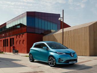 Pris på nye Renault Zoe