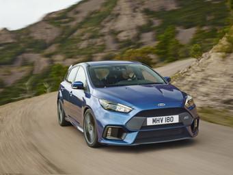 Ford viser Focus RS med 350 hk