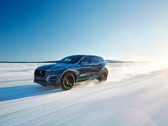 Jaguar F-Pace nærmer seg lansering