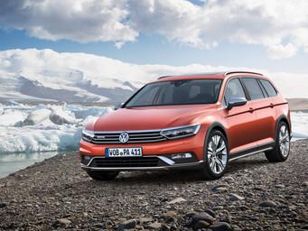 Nye VW Passat Alltrack klar for bestilling
