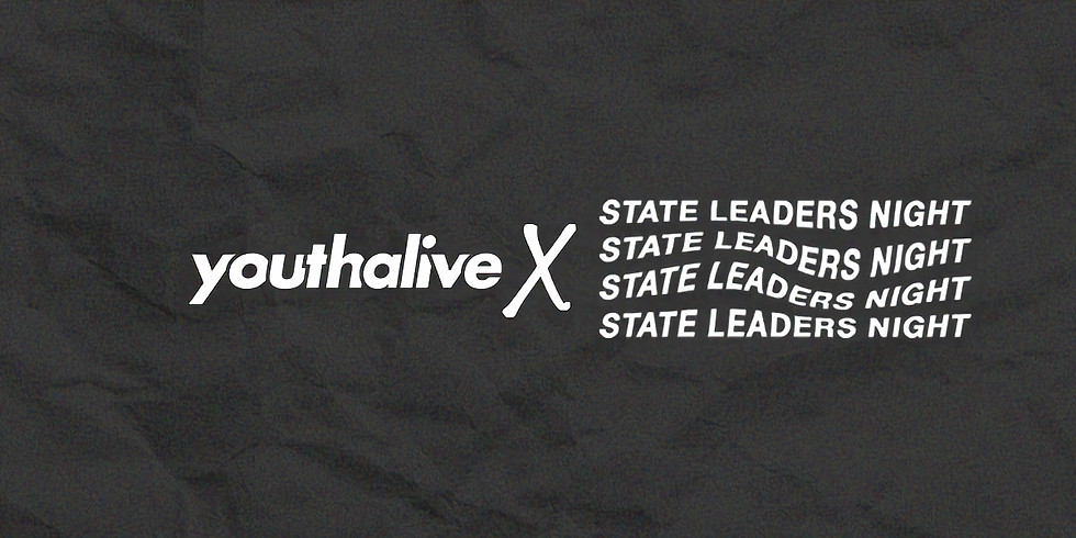 STATE LEADERS NIGHT