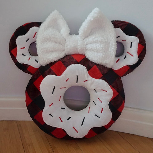 Large Donut Mouse Cushion RTS