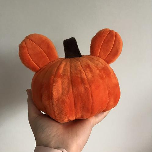 Large Decorative Pumpkin RTS