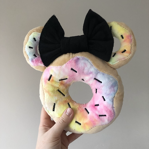 Small Donut Mouse Cushion