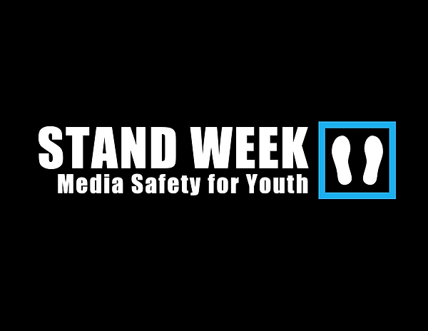 stand week media safety for youth logo.p