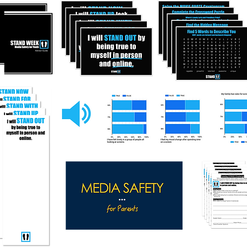 START HERE!!! STAND Week Starter Package with PDF files