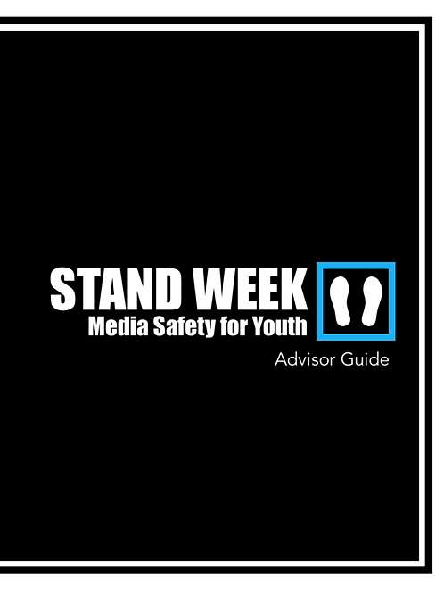 STAND Advisor Guide - printed version