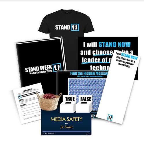 STAND Week Starter Package
