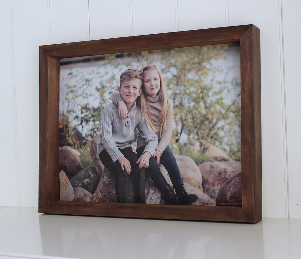 Birch Shadowbox