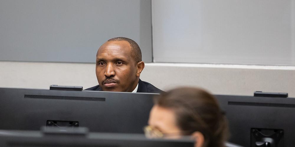 Union des Patriotes Congolais militia chief Boscoe Ntaganda