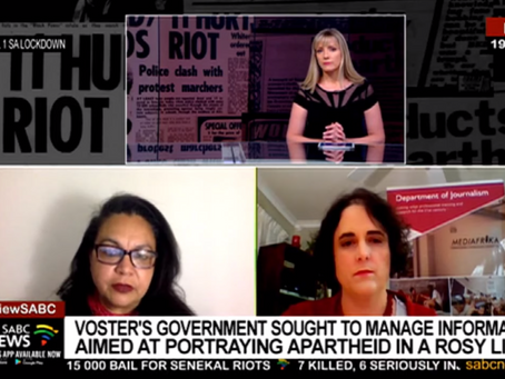 Black Wednesday: The banning of independent media in apartheid South Africa