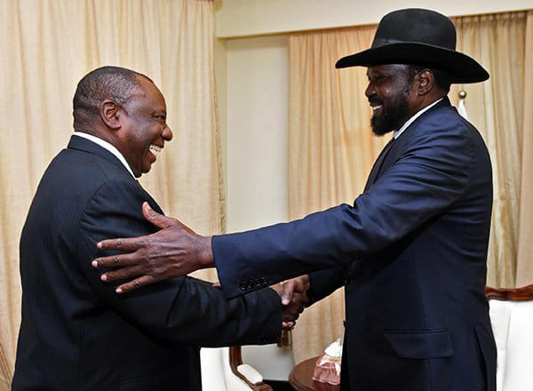 South Africa's $1bn oil deal with South Sudan tainted by corruption