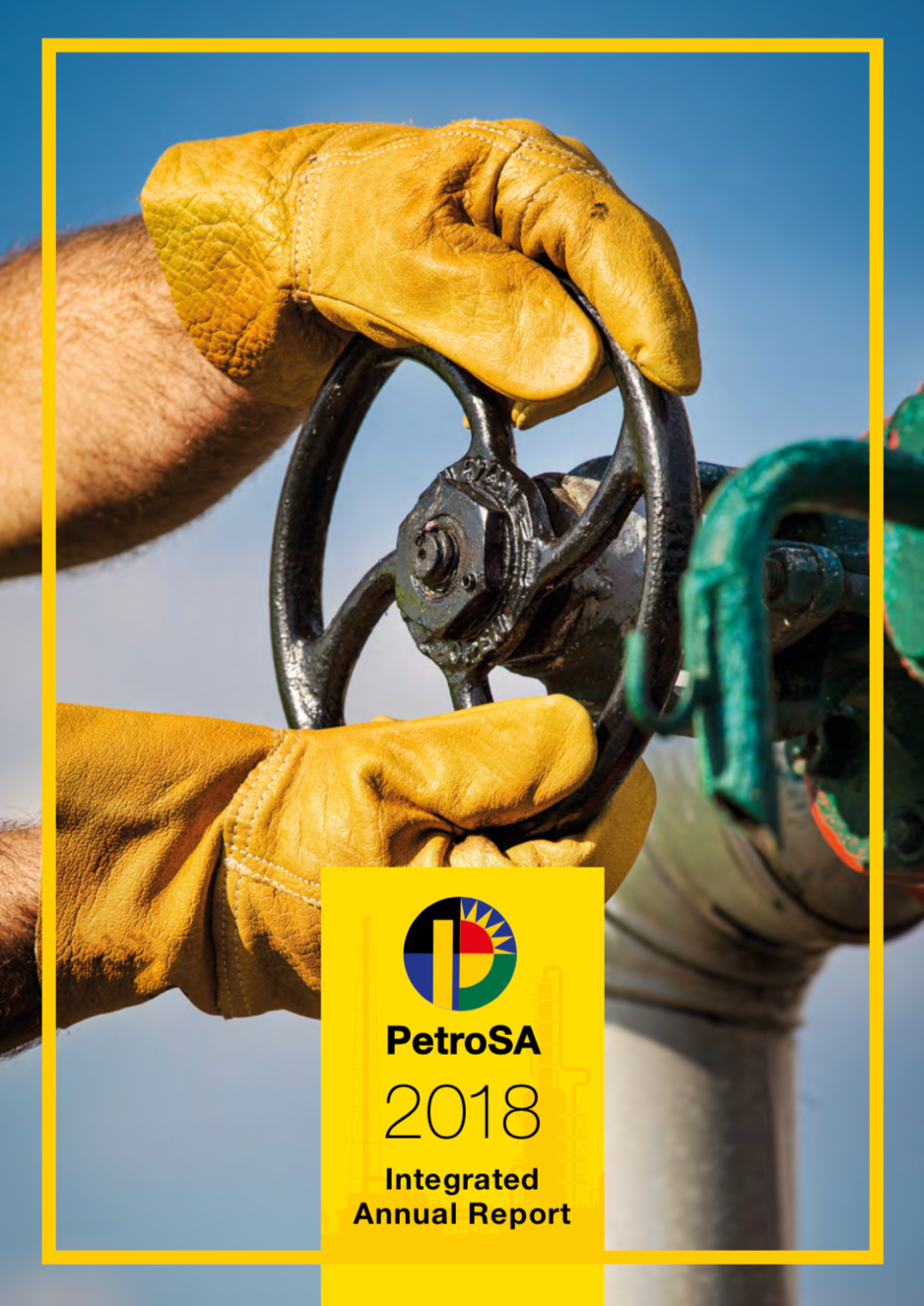 PetroSA annual report