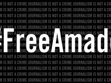 #FreeAmade: Release Mozambican journalist