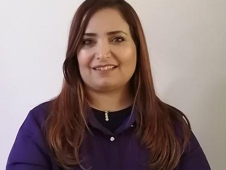 Jordanian editor Etaf Roudan named WIN laureate