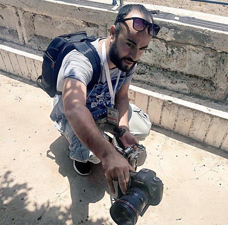 Mohamed Ben Khalifa, January 19