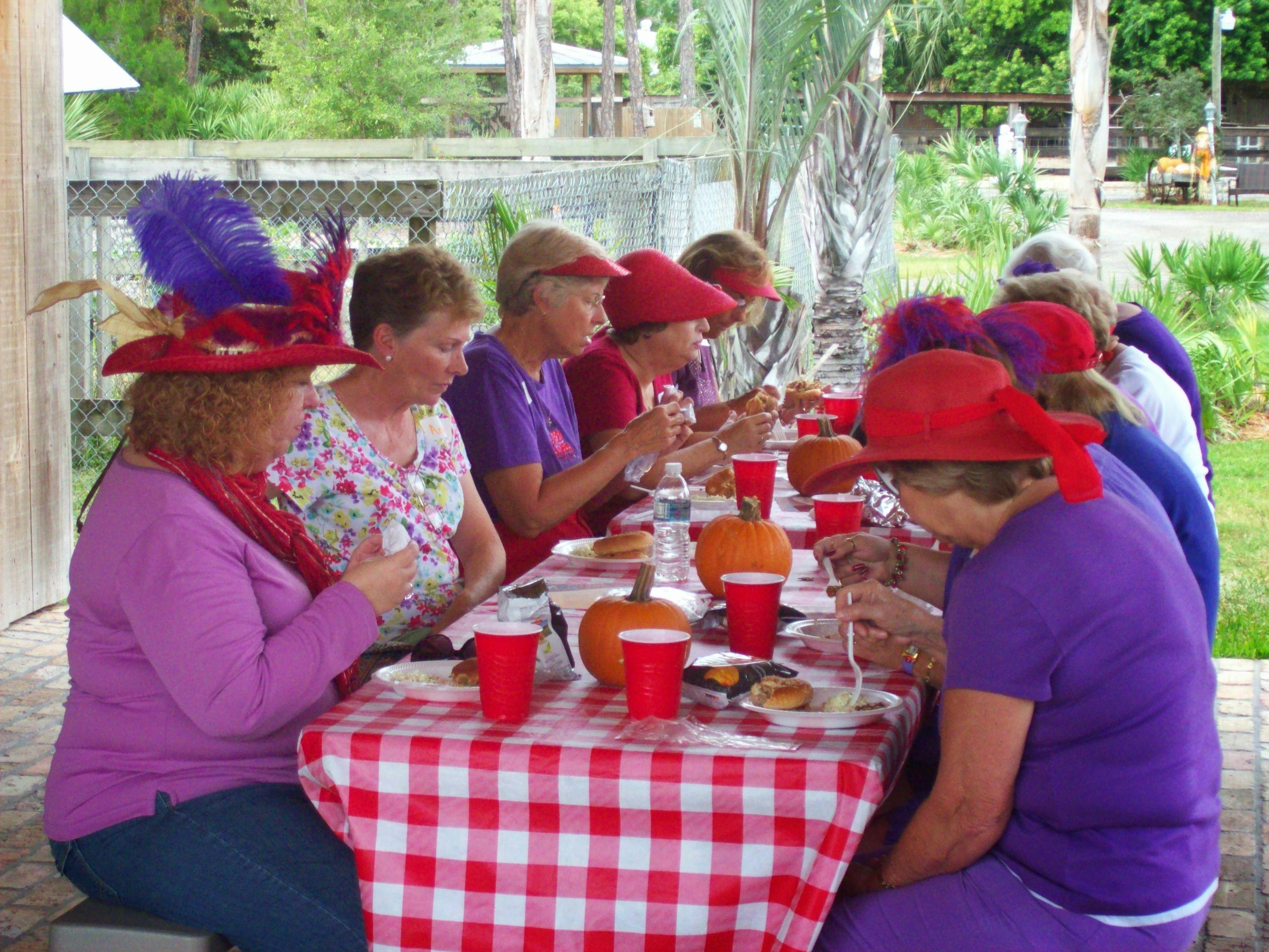 red hat ladies Oct 19, 10 008
