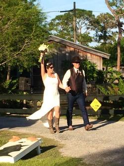 Mr. & Mrs. Charles