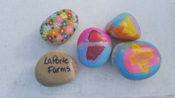 Family Fun Rock Painting