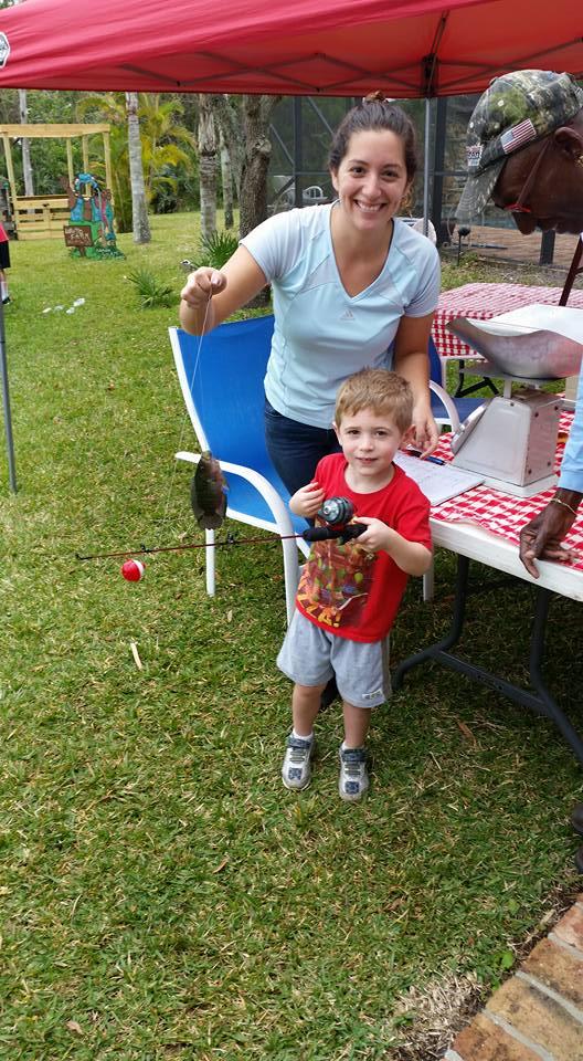 LaPorte Farms Kids Fishing 2016