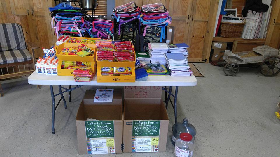 1st Annual Back to School Event