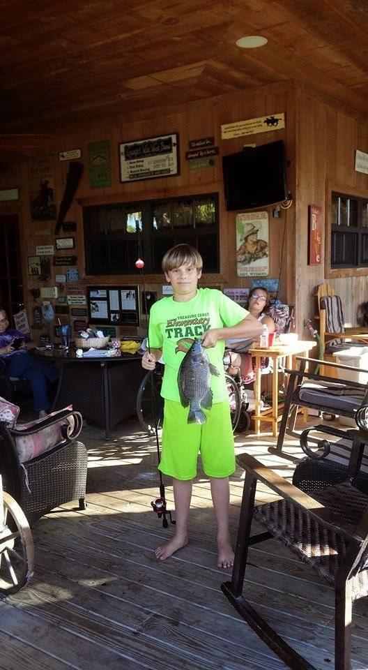 Fishing LaPorte Farms