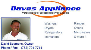 Daves Appliance