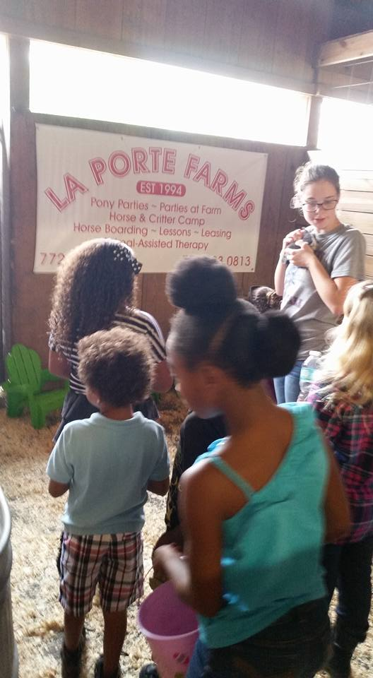 LaPorte Farms Easter 2016