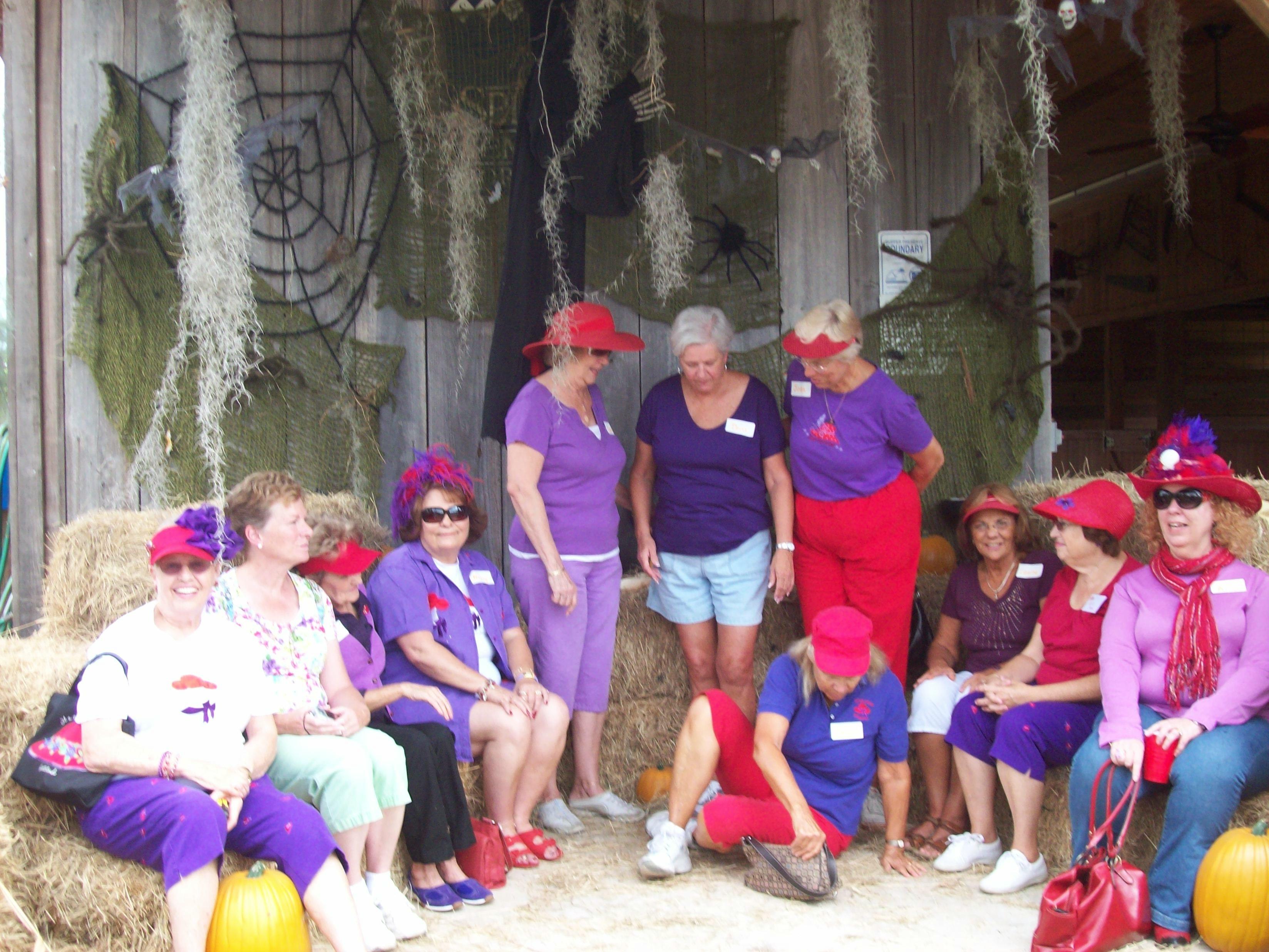 red hat ladies Oct 19, 10 003