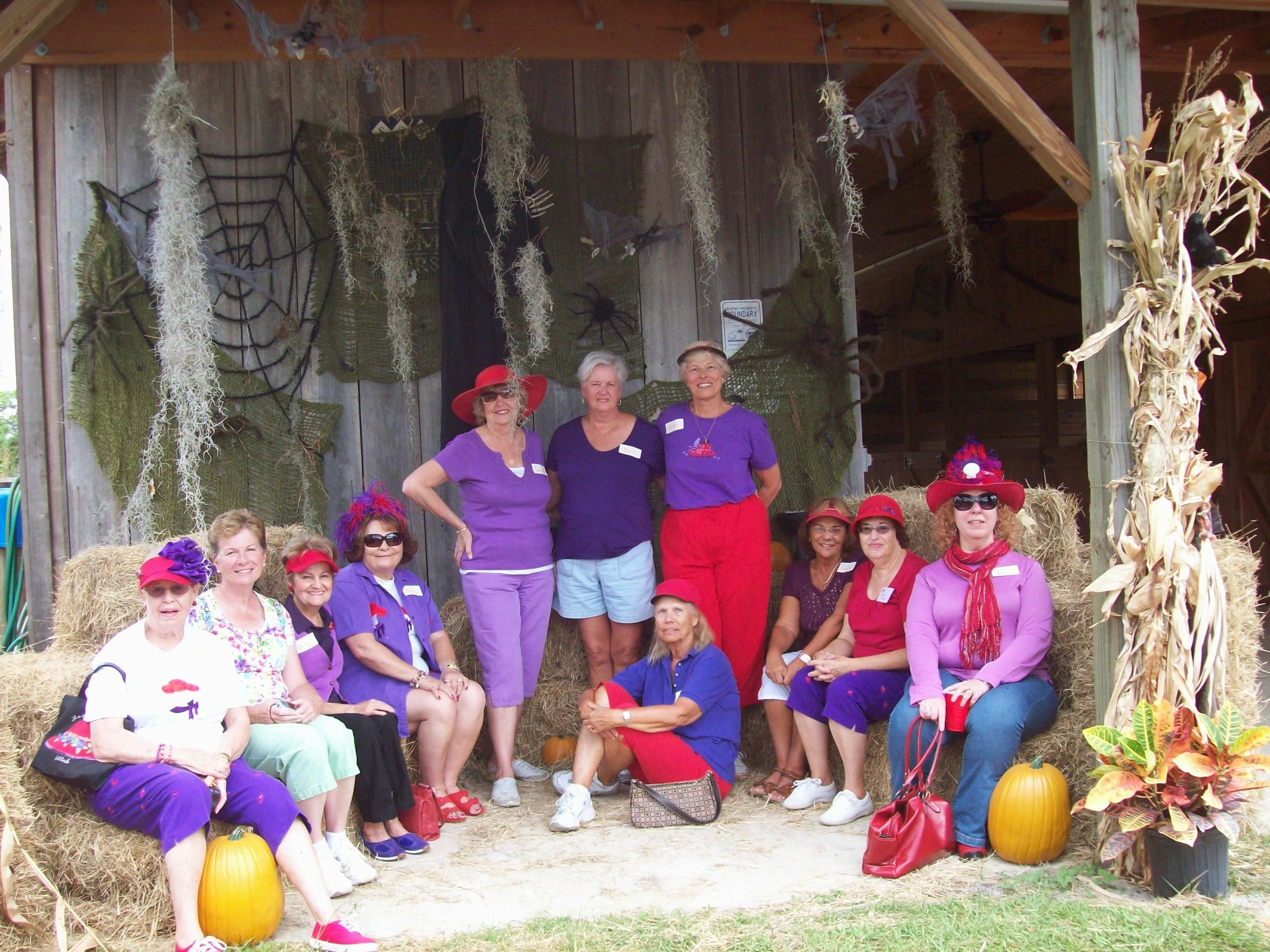 red hat ladies Oct 19, 10 001