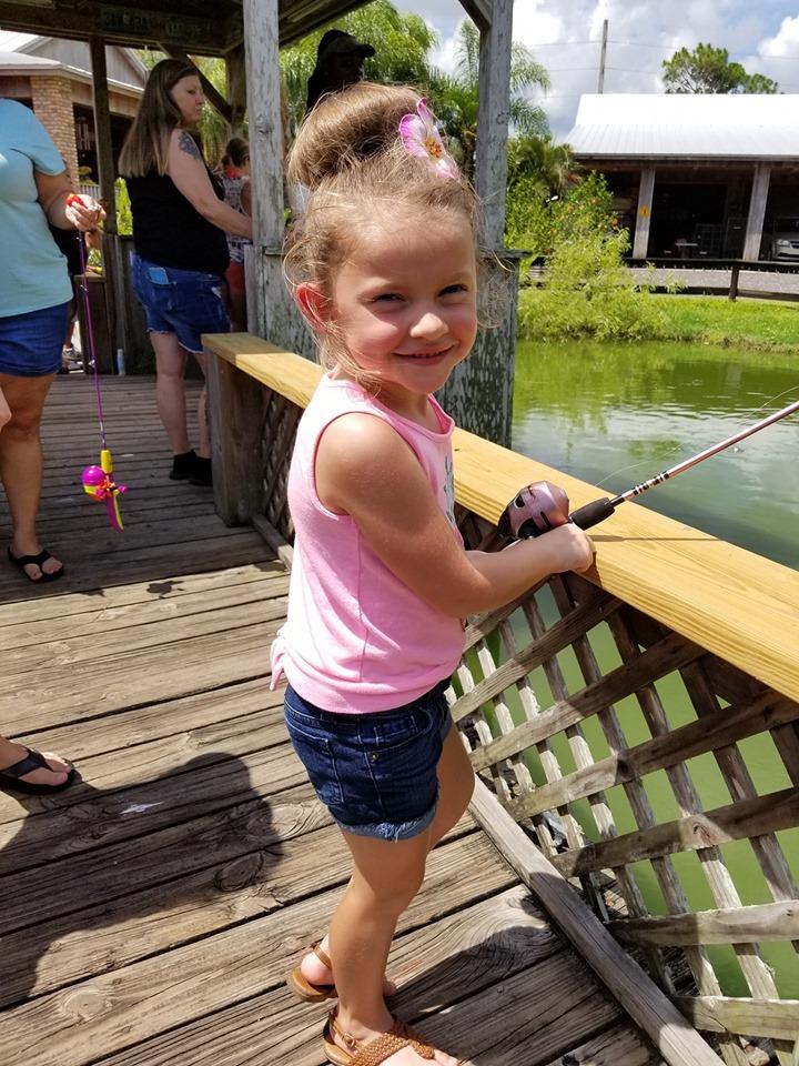 Kid's Fishing Tournament