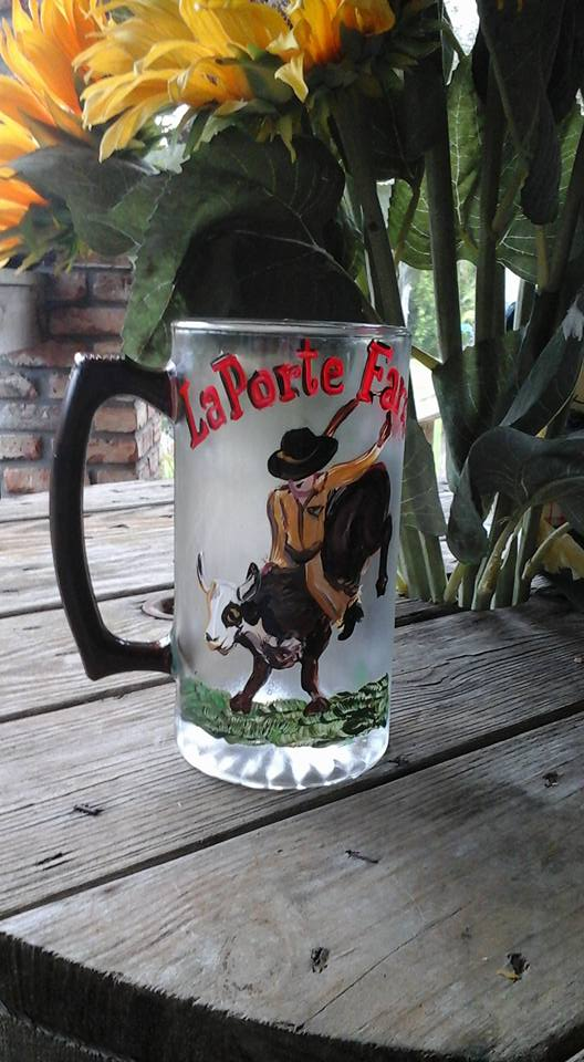 LaPorte Farms mug