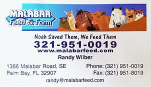 malabar feed