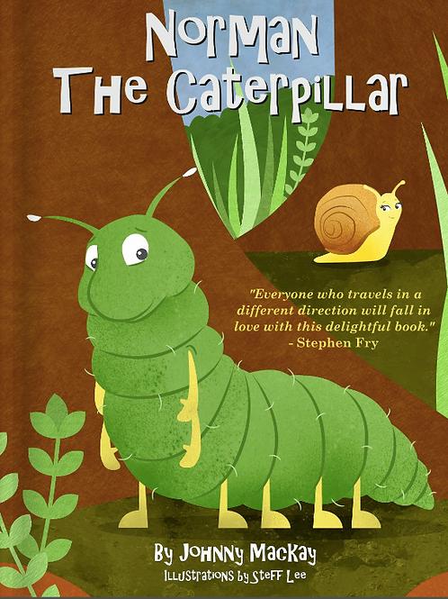 Norman the Caterpillar - Paperback