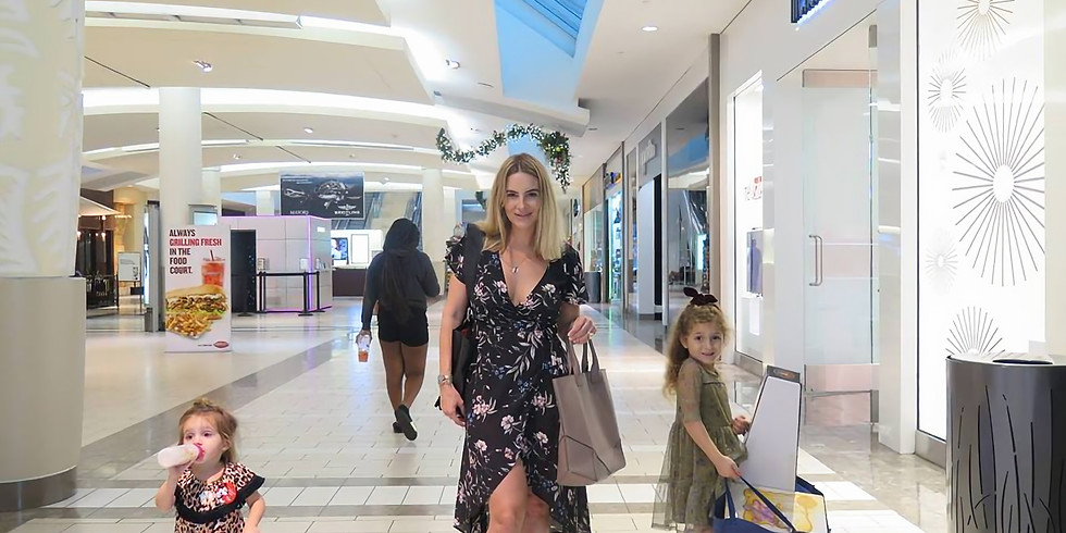 Mommy & Me event with Melissa Shoes